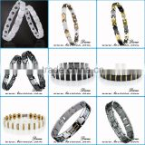 Fashion jewelry magnetic bio ceramic bracelet for woman
