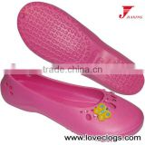 New design EVA Ballet shoes/women's sandal clog EVA Ballet shoes