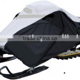 Waterproof polyester snowmobile covers