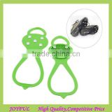 Snow ice crampons ,antislip climbing shoe gripper snow ice cleats