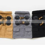 2014 Classic horn wool coat, Overcoat dog clothes, pet accessories