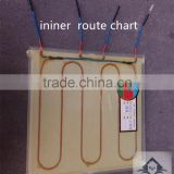 New technology of radiant electric under floor heating made in China                                                                         Quality Choice