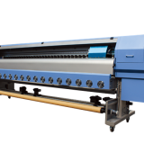 Allwin C512i high-speed inkjet machine to 280 square meters per hour import guide two-way motor inkjet machine