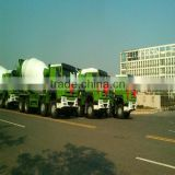 HOWO trailer mixer truck made in China