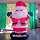 3m Height Indoor Decorative Christmas Inflatable Santa for House