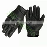 RIGWARL Best Protective Black Luvas Motorcycle Leather Racing Gloves