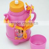 new style and low price cartoon water bottle for kids