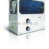 Industrial air source heat pump hot water heater 52kw