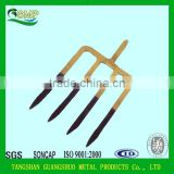 China Supplier garden fork used for planting head