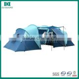 Extra large luxury camping tents