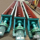 High Capacity U-type Spiral Screw Converyor for cement sand coal