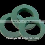 Wholesale Ring floral foam, ring florist foam, ring round flower mud for flower decoration
