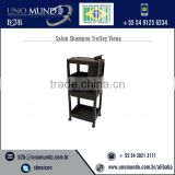 Hot Sale on Salon Trolley with Adjustment Trolley Price
