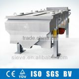 High frequency vibrator screen separator