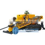 HFDP-15L hydraulic horizontal drilling rig with pipe rack, laying of electricity/comminications cable