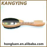 Wholesale Natural Material Convenient Wooden Face Cleansing Brush
