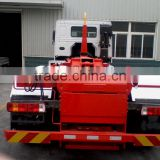 Sinotruk HOWO 8x4 Hook lift garbage truck for sale