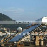 Pre-heated pressurized solar water heater 150L,200Liters tank heating