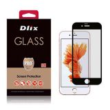 Dlix 2.5D Tempered Glass Screen Protector for iPhone