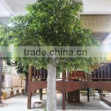 factory price hot sale fiberglass banyan tree artificial big tree