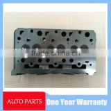High quality Kubota cylinder head D1503 with competitive price