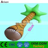 60CM large inflatable desk palm tree inflatable coconut tree for decoration tree