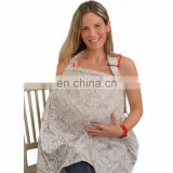 100% Cotton Breathable Breastfeeding Nursing Cover