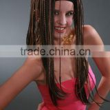 Wholesale Synthetic Body Wave Brazilian Hair Lace TOP Quality Braids Wigs