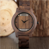 Shenzhen watches manufacturer supplier unisex wooden watch
