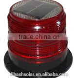 inexpensive solar led traffic signal lamp magnetic traffic flash lamp