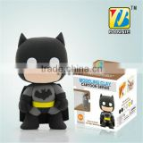 Hot Kids Educational toy Super hero DIY action figures Clay Doll Model Batman