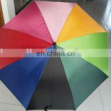rpet advertisement eco-friendly promotional straight glof umbrella