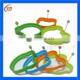 Special-designed silicone circle-shaped egg frying ring