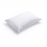 2017 hot sale cotton pillow filled with white goose down