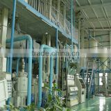 Full sets of rice processing machine