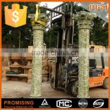 newly and international sales white marble decorative house columns