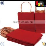 hard paper shopping handle bag;