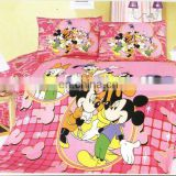 cotton bedspread mickey mouse