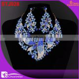 african costume jewelry set crystal STJ028