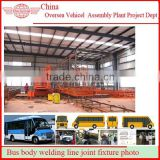 Not Second Hand Bus Production Line Equipment and Maintance for Sale in South Africa                                                                         Quality Choice