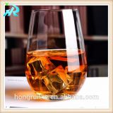 FDA Certification and Eco-Friendly Feature Plastic Drinkware Type stemless wine glass