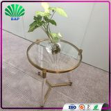Luxury modern furniture coffee table acrylic tea table modern glass coffee table