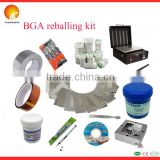 Top Selling !!Solder paste Solder wick BGA reballing kit stencils solder ball,One step to buy all!