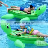 Inflatable rider