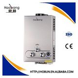 stainless steel housing gas water heater