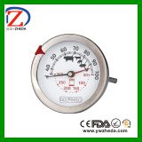 Useful kitchen bimatal meat and oven thermometer