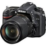 Nikon D7100 24.1 MP DX-Format CMOS Digital SLR Camera Bundle with 18-140mm and 55-300mm VR NIKKOR Zoom Lens