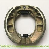 Motorcycle brake shoe for Honda,weightness of 215g