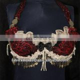 Gothic Tribal Steampunk Bra