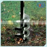 Top quality fence post auger / auger for fence post